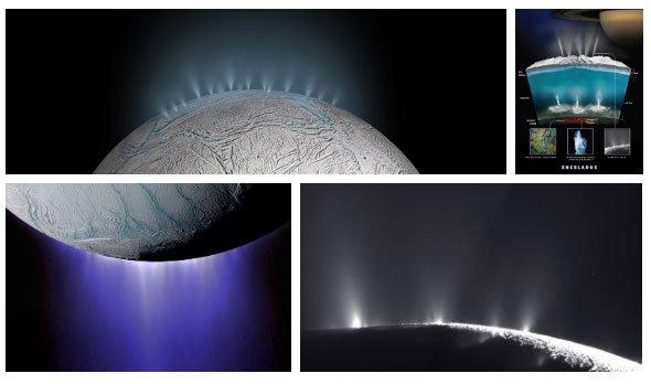 Những kiến trúc tuyệt đẹp và hùng vĩ trong hệ mặt trời