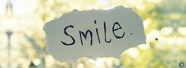Đi tìm ý nghĩa cuộc sống trong nụ cười