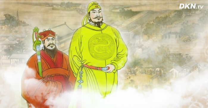 Đường Thái Tông Lý Thế Dân