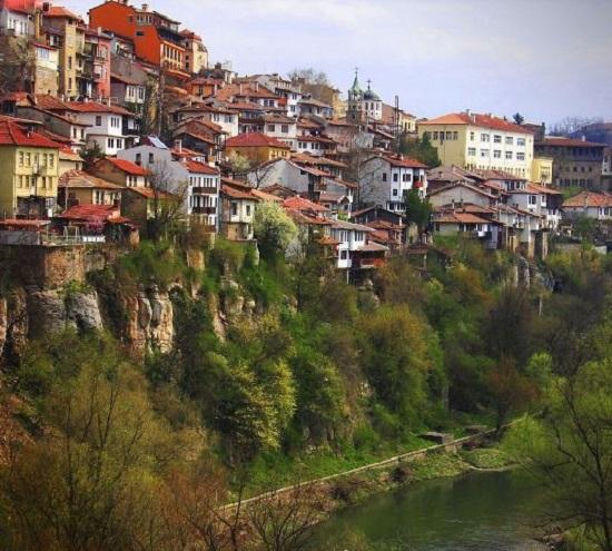 Veliko Tarnovo, Bulgari