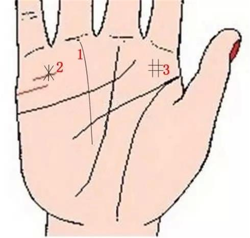 Đường vân hình chéo (dấu thăng)