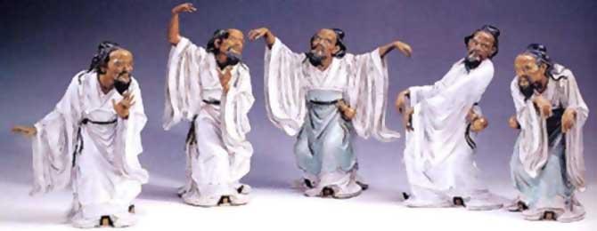Ngũ Cầm Hí, một bài tập do Hoa Đà sáng tạo ra để tăng cường thể chất. (Ảnh: Internet)