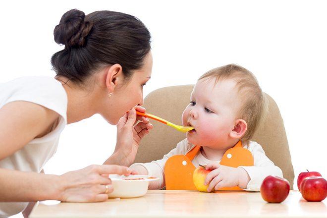 dinh dưỡng cho trẻ sơ sinh