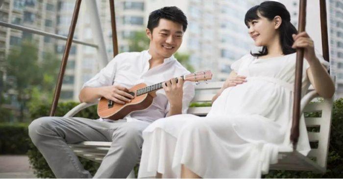 dưỡng thai bằng âm nhạc