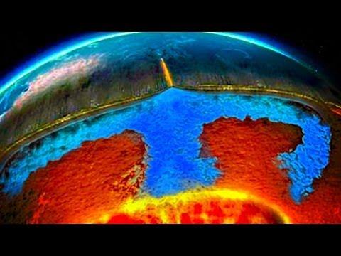 Đại dương trong lòng Trái đất
