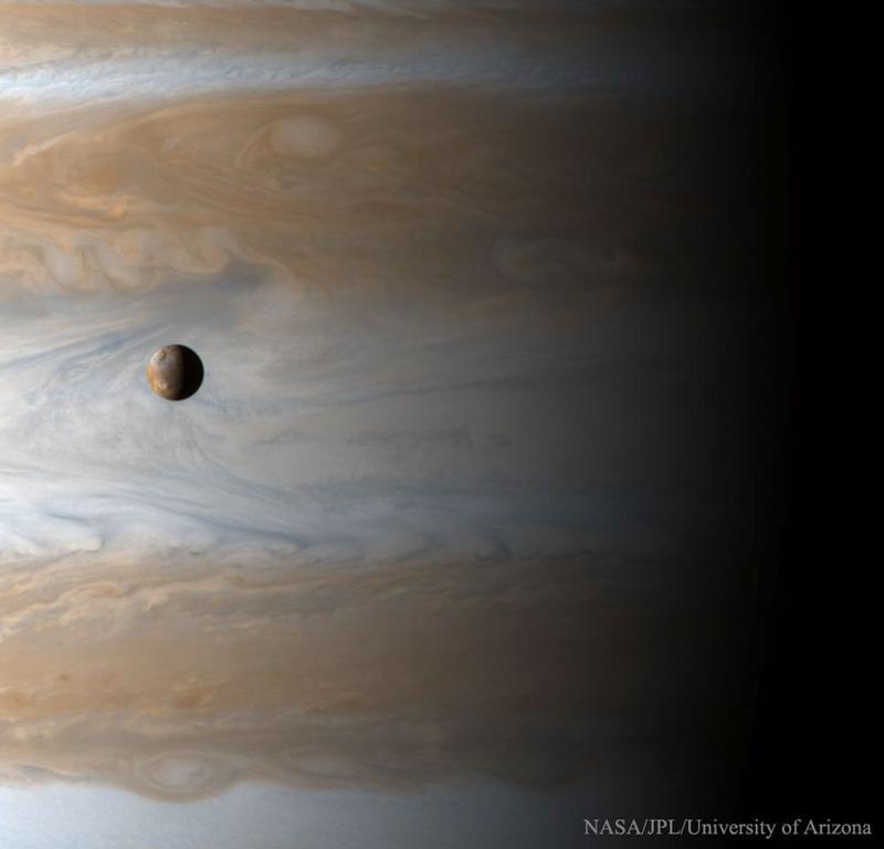 Mặt trăng Io của sao Mộc