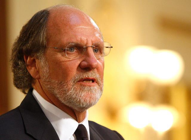 Cựu CEO Jon Corzine của MF Global