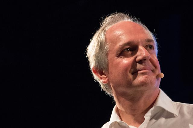CEO Paul Polman của Unilever