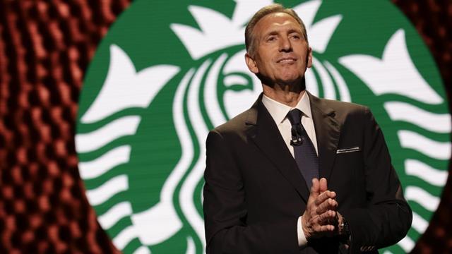 Howard Schultz của Starbucks