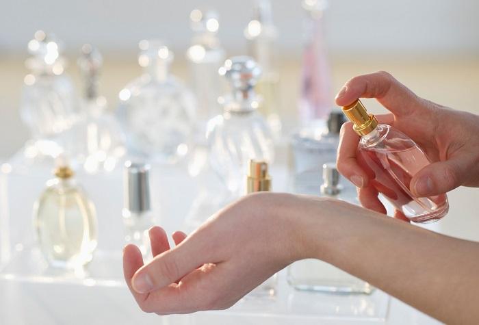 dầu thơm, nước hoa