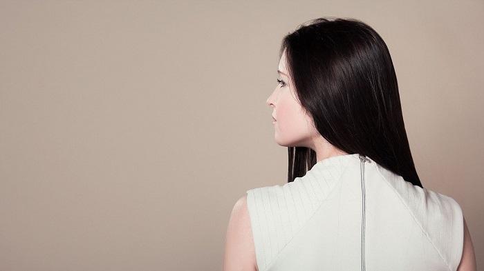 mái tóc phụ nữ
