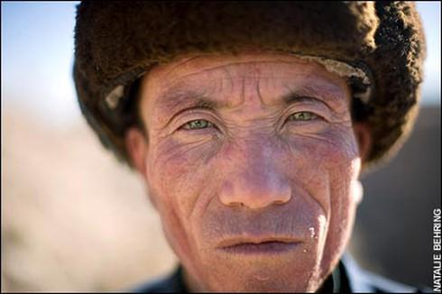 Cư dân Tài Quân Niên tại làng Giả Lai Trại