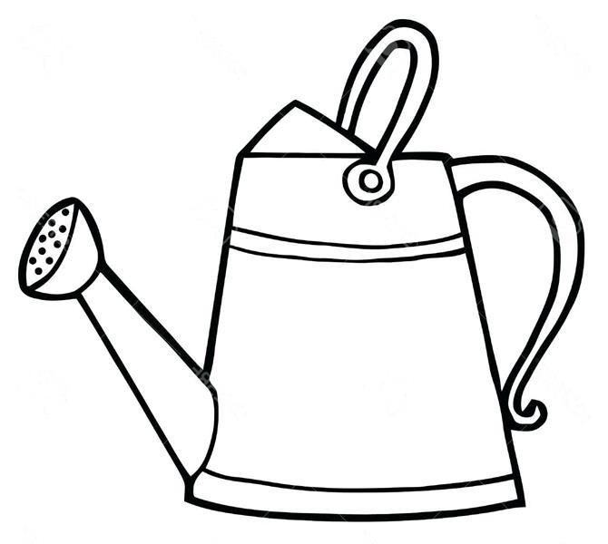 Cái zoa dùng để tưới nước